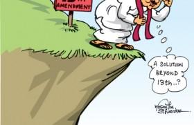 Govt. faces crisis after crisis, but rides on