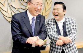 No longer world's most  famous South Korean: Ban