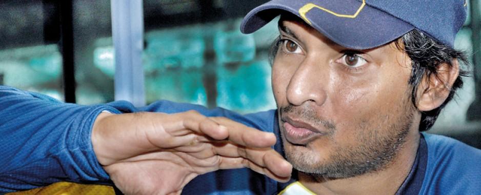 Sanga sets the field for Lanka's cricketing future