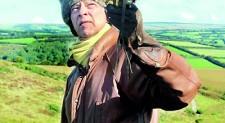 Hawking on Exmoor