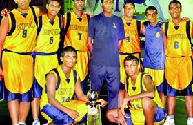 SLIIT Malabe clinch Leaders Trophy