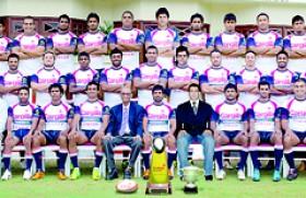 Kandy Sports club felicitates 2012 rugby squad