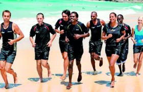 Aboriginal runners to help New York after Sandy