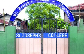 St. Joseph's KV Negombo is determined to inculcate equality and generosity