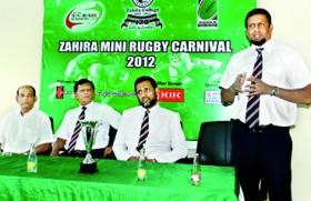Zahira Mini Rugby Carnival today