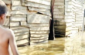 200,000  hit  hard by tropical cyclone Nilam