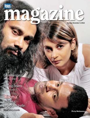 Cover – Magazine