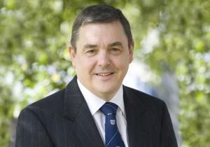 Professor Steve Chapman,Principal Heriot Watt University