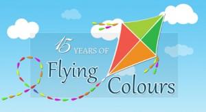 Gateway celebrates –  15 years of Flying Colours