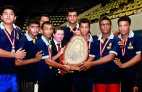 Vidyartha Retain Junior National Boxing Title