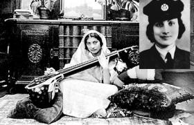 Indian Muslim princess who died for Britan