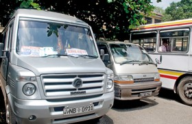 Strict rules for operating school transport vehicles