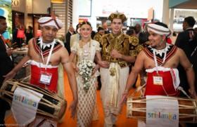 Sri Lanka targets honeymooner's paradise at WTM 2012