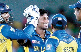 Rain no barrier; Lanka take series with ease