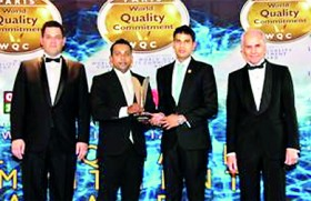 The Australian Business Education Centre wins Gold for Quality Commitment