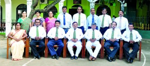College Central Management committee