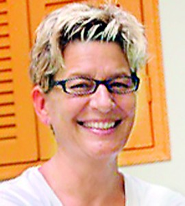 Academic Director and Associate Professor Julie Ross -the driving force behind Raffles Institute of Higher Education Colombo