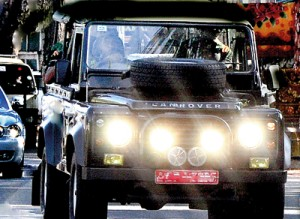 Vehicle headlamps and high beams will be subject to Traffic Police scrutiny.