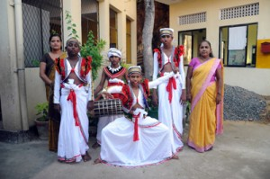 The College Dancing Group which took the All Island Second Place in 2012