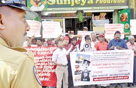 Anti-nuke voice in Jaffna