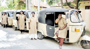 Breaking barriers: The drivers wait for hires