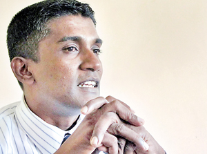 Chinthaka Mendis: Lawyer for the NFF