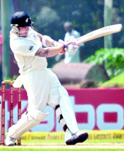 Brendon McCullum stood tall for New Zealand with a well composed 68.
