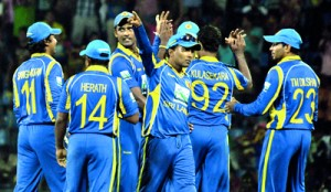 The Sri Lanka cricket team is in a state of controversy off the field.
