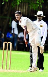 Dinuka Karunananda - Best bowler