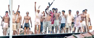Overcrowding of the prisons one of the reasons for last week's clash at Welikada