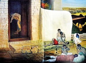 Painful past: Painting on the Partition