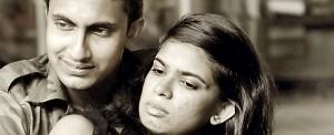 Sashane Perera as Emmanuel and Araliya Thevapalan as Cecilia