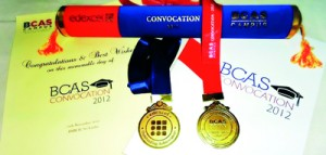 BCAS Convocation 2012