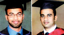 Jabir brothers qualify as doctors