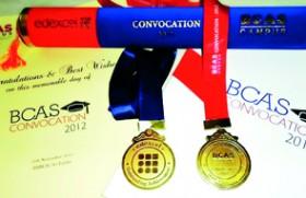 BCAS Campus  Convocation 2012
