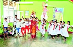 Puhulwella MMV is a successful village school
