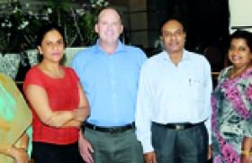 Brent makes maiden visit to Colombo