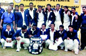 Kapila, the godfather of the 'Josephian Cricket Mafia'