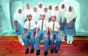 Scholarship Winners of  Al-Manar International School