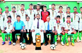 Zahira kings of school football