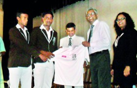 CIMA helps STC Matara cricket