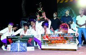 Northshore College sponsors Street Dancing 2012