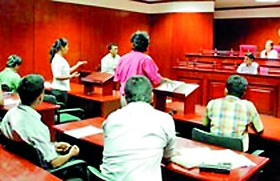 Witness an enthralling court drama at APIIT Law School
