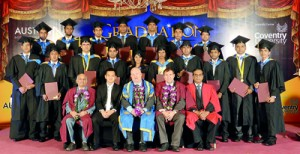 Batch Photo:BEng(Hons) Electrical & Electronic Engineering