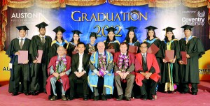 Batch Photo:B.A. (Hons) in Marketing Management