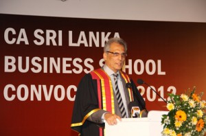Chief Guest - Ashroff Omar, Chief Executive Officer of Brandix Lanka Ltd
