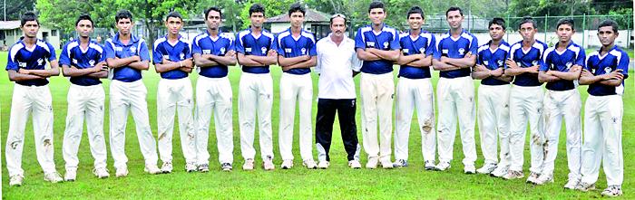 Despite crossovers Dharmasoka continues their cricket unabated