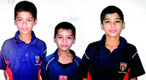 Abdulla, Attaab and Anan