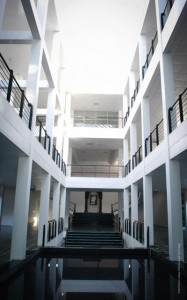 Inside the College