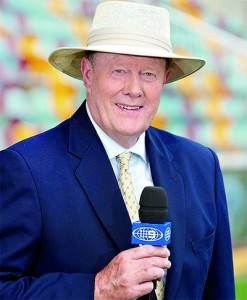 Tony Greig always a fighter